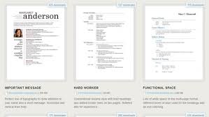 Free Resumes Templates For Microsoft Word 275 Free Resume Templates For Microsoft Word Lifehacker