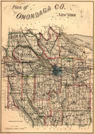 Map Of Syracuse New York by 1878 Map Of Onondaga County