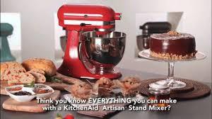 Kitchenaid Artisan 5 Qt Stand Mixer by Kitchenaid Stand Mixer Sale 5 Qt Artisan Series Youtube