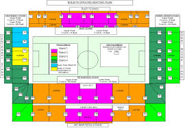Miller Park Seating Map West Ham United