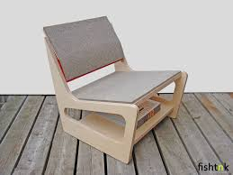 Small Lounge Chairs by Chair Out Of Birch Ply Wood And Felt Things I Want To Make