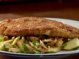 turkey cutlets with gravy and salad recipe rachael