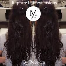 rapture hair extensions hair extensions myles hairdressing salon beauty salon edinburgh