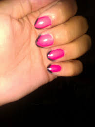 even though i u0027m skint nails