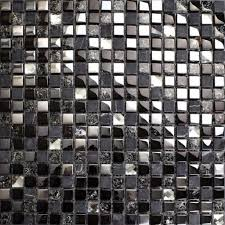 design metal and glass tile backsplash wallpaper backsplash