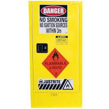 Justrite Flammable Liquid Storage Cabinet Justrite Slim Line 110l Flammable Liquid Storage Cabinet Au25304