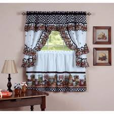 uncategorized kitchen valance curtains for imposing kitchen