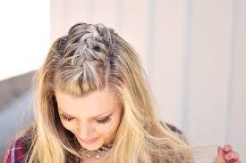 tutorial mengikat rambut kepang 24 model rambut panjang yang inspiratif