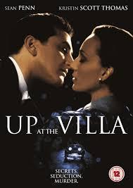 Movies Villa Up At The Villa Dvd Amazon Co Uk Kristen Scott Thomas Sean