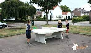 ping pong table cost concrete ping pong table order a concrete ping pong table from
