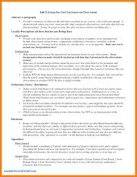 drainage report template drainage report template new 7 how to write a field trip report