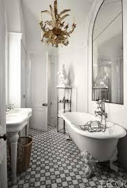 Black And White Bathroom Tile Design Ideas Black And White Bathroom Ideas Home Design Gallery Www