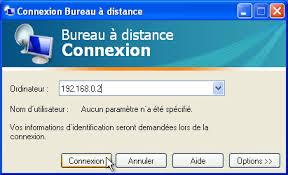 bureau a distance windows xp windows xp bureau à distance