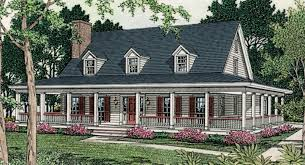 wrap around porch ideas one story house plans with porch open concept modern small best wrap