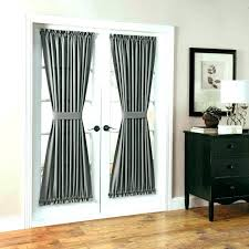 Sidelight Door Panel Curtains New Small Curtain Rods For Sidelights And Side Window Curtains