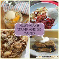 332 best dump cakes images on pinterest dump cake recipes poke