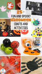 Fun Halloween Crafts - 25 fun and spooky halloween crafts and activities