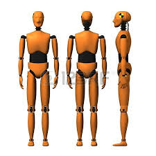 3d render of car crash test dummy stock photo picture and royalty