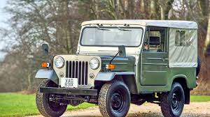 mitsubishi military jeep mitsubishi jeep j20 u00271961 u201302 1982 youtube