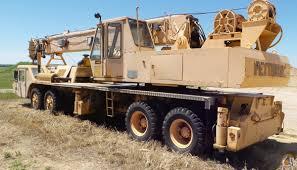 1979 pettibone 8430 ls truck crane crane for in lincoln kansas on