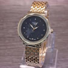 Jam Tangan Tissot jam tangan tissot cewe analog stainless 001