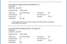 Travel Nurse Resume Sample by Hemodialysis Rn Resume Reentrycorps