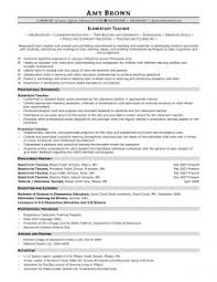 Substitute Teacher Resume Examples by Free Resume Templates 79 Marvellous Download Word Template With