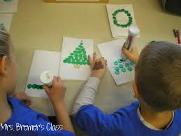 Card Making For Children - mrs bremer u0027s class no prep cute and easy christmas cards for