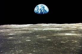 photography what did the sky actually look like from the moon
