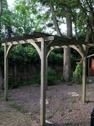 pergola design wonderful outdoor covered pergola wall mounted