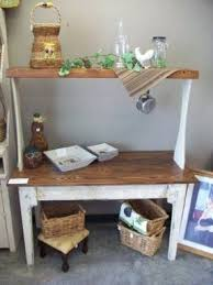 primitive kitchen island kitchen island with pot rack foter