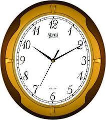 wall watch aq 1627 wall clock divar ghadiyan ajanta associates private