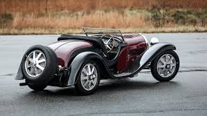 bugatti type 1 first bugatti type 55 roadster will be auctioned in scottsdale