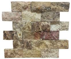 Split Face Stone Backsplash by Backsplash Archives Atlantic Stone Source