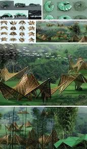 The Origami Inspired Folding Bamboo House Inhabitat Sustainable Design Innovation Eco - 24 best emergency shelter images on pinterest architecture diy