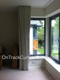 tilly u0027s aura ultraflat curtain track measured and fitted by