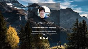 Introduction To A Resume Introduction To Html Css Creating A Simple Personal Resume