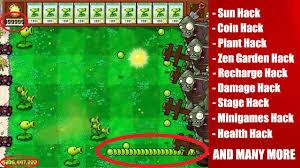 plant vs zombies ultimate hack sun hack coin hack zen garden