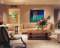 Florida Modern Condo With Contemporary Art Modern Living Room - Modern art interior design