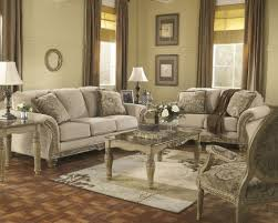 furniture exclusive traditional living room sofa and table