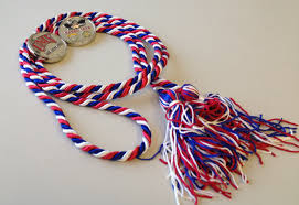 graduation cord graduation coins honor cords rebel vets
