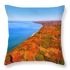 pure michigan autumn colors lake michigan dreams photograph
