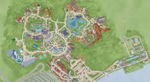 Disney Resorts Map Sdl Park Map Jpg