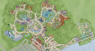 Universal Studios Orlando Park Map by Sdl Park Map Jpg