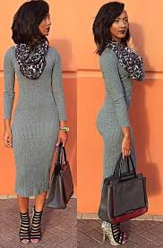 sweater dress and 20 style tips on how to wear a sweater dress this winter gurl