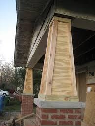 front porch column wraps