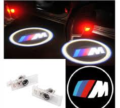 logo bmw m3 amazon com moonet 2x led door courtesy shadow ghost lamp