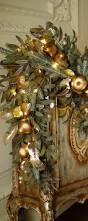 frosted gold garland christmas pinterest garlands frost and