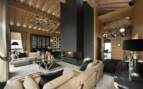 Inspiring Modern Chalet Interior Design From French Alps - French modern interior design