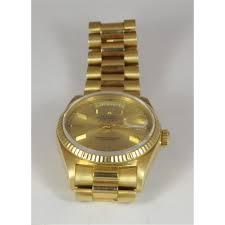 golden rolex 18kt yellow gold men u0027s rolex watch